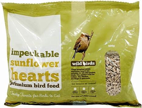 Pipas de girasol, alta proteína, comida para pájaros, 1 ...
