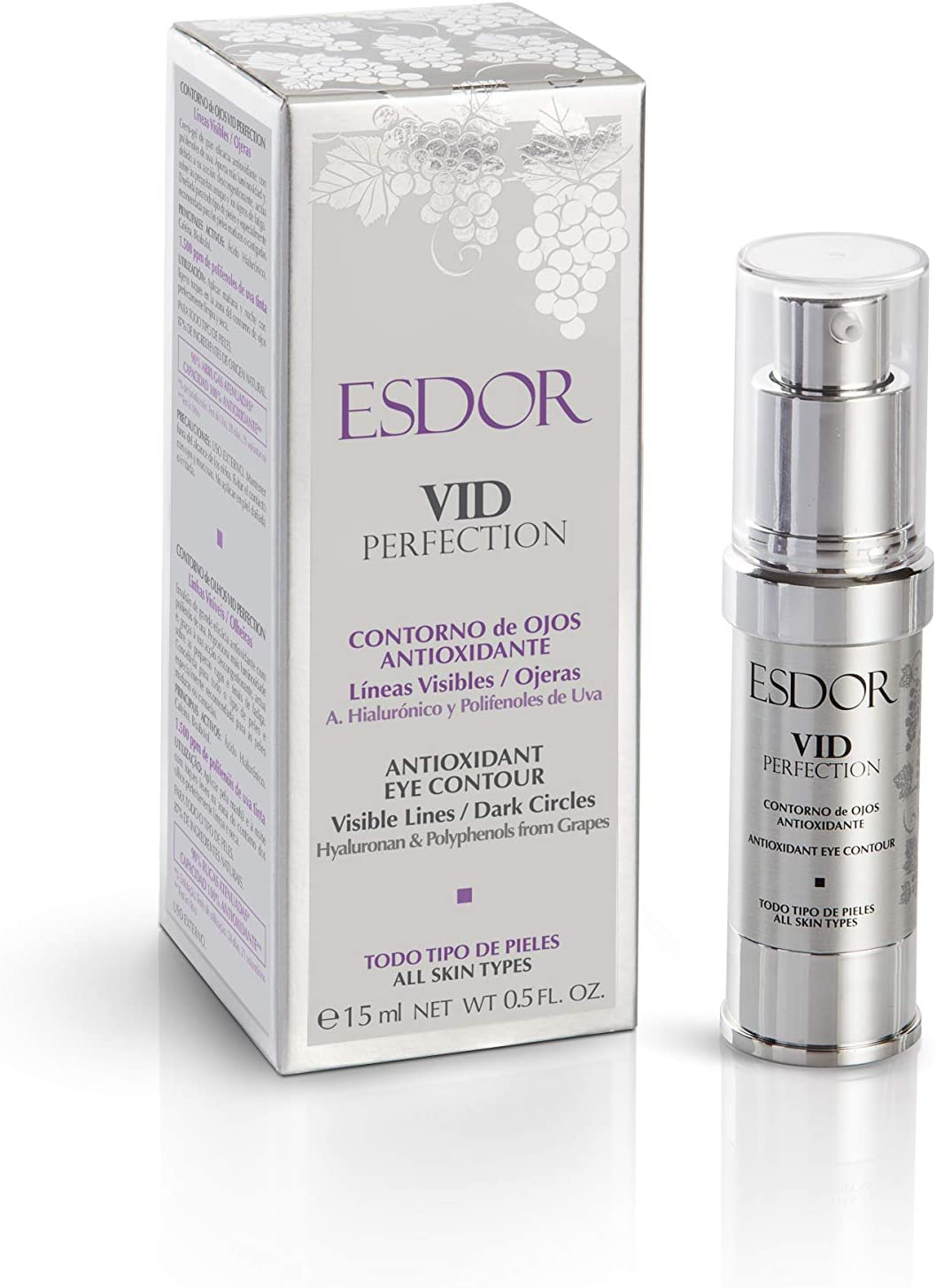 Contorno de ojos antioxidante Vid Perfection 15 ml