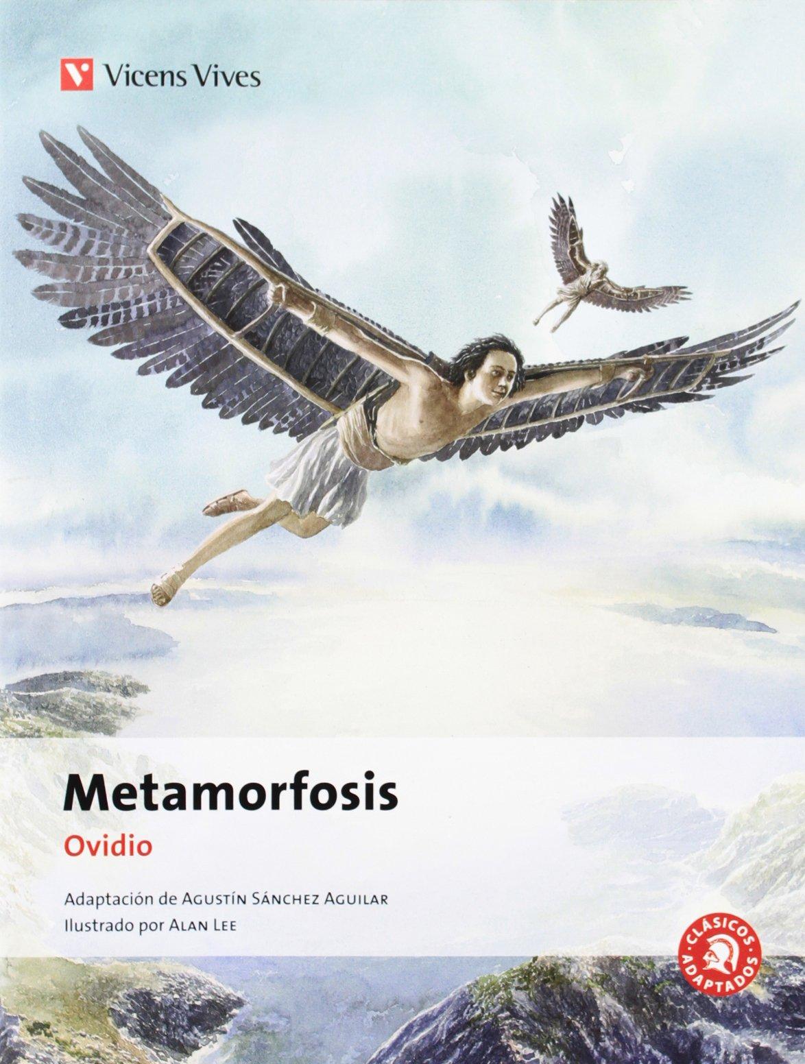 Resultado de imagen de metamorfosis ovidio