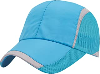 Unisex Quick Dry Portable Anti-UV Sun Hat Summer Camouflage Baseball Cap with Foldable Long Bill