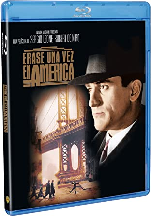 érase Una Vez En América Blu Ray Amazon Es William Forsythe Joe Pesci Robert De Niro Treat Williams James Woods Burt Young Clem Caserta Jennifer Connelly Elizabeth Mcgovern Danny Aiello Tuesday Weld Sergio Leone