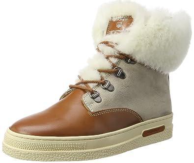 code promo gamme de couleurs exceptionnelle chercher Gant Maria, Bottines Femme: Amazon.fr: Chaussures et Sacs
