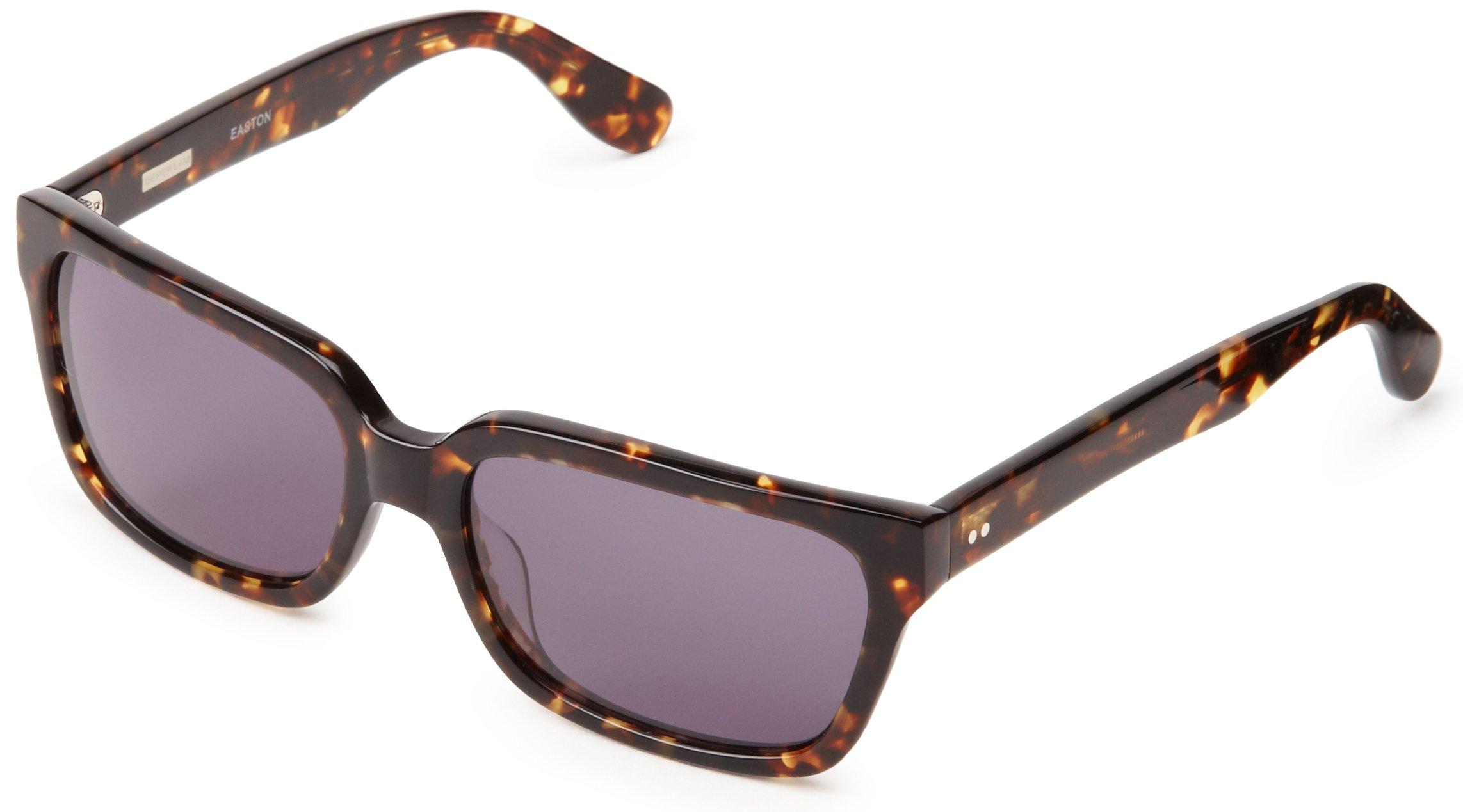 Derek Lam Easton Square Sunglasses, Dark Tortoise, 51 mm by Derek Lam