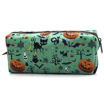 Cute Halloween regalos para niños estuche de cremallera ...