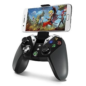 Amazon com: Wireless Bluetooth Game Controller, GameSir G4
