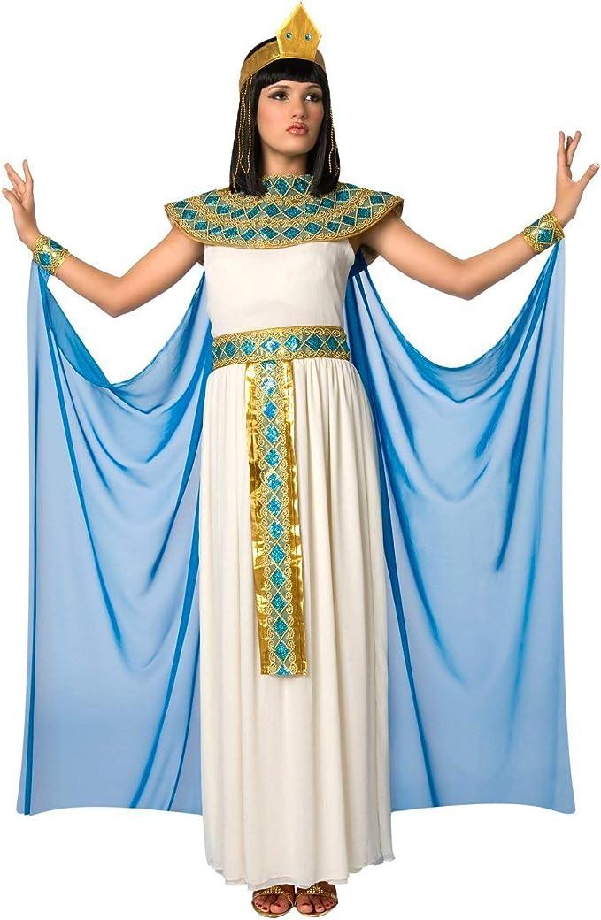Morph Disfraz de Cleopatra Azul para Mujer para Carnaval - L ...