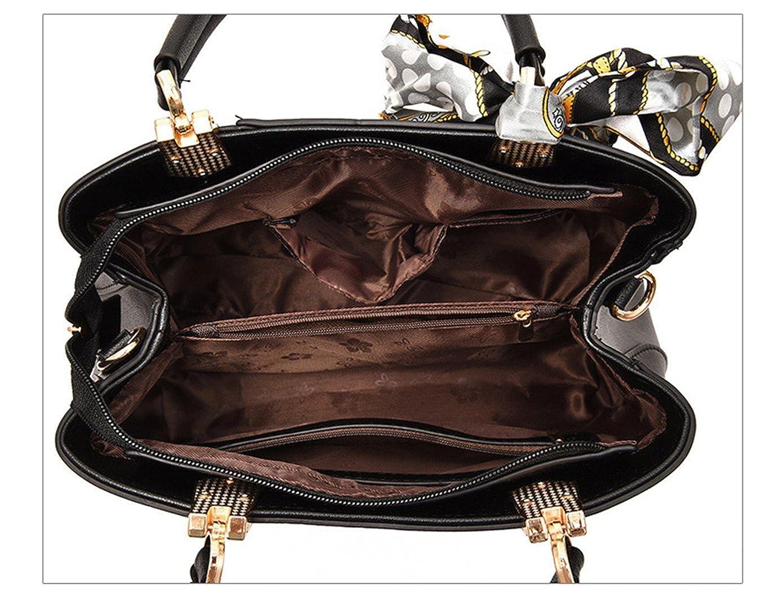 7b25f111664 Amazon.com: Bags Handbags Women Famous Brands Scarves Shoulder Bag ...