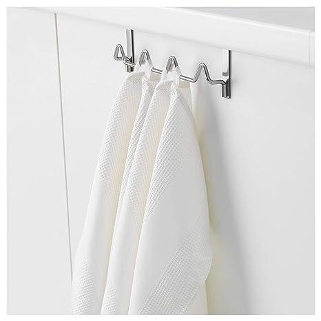 Amazon.com: IKEA 303.429.69 Ingbritt Dish Towel, White ...