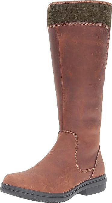 Tavoy Cedar Waterproof Wide Calf Boot