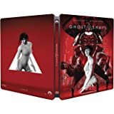Ghost in the Shell (Steelbook) (Blu-Ray) [audio español] [Italia] [Blu-ray]