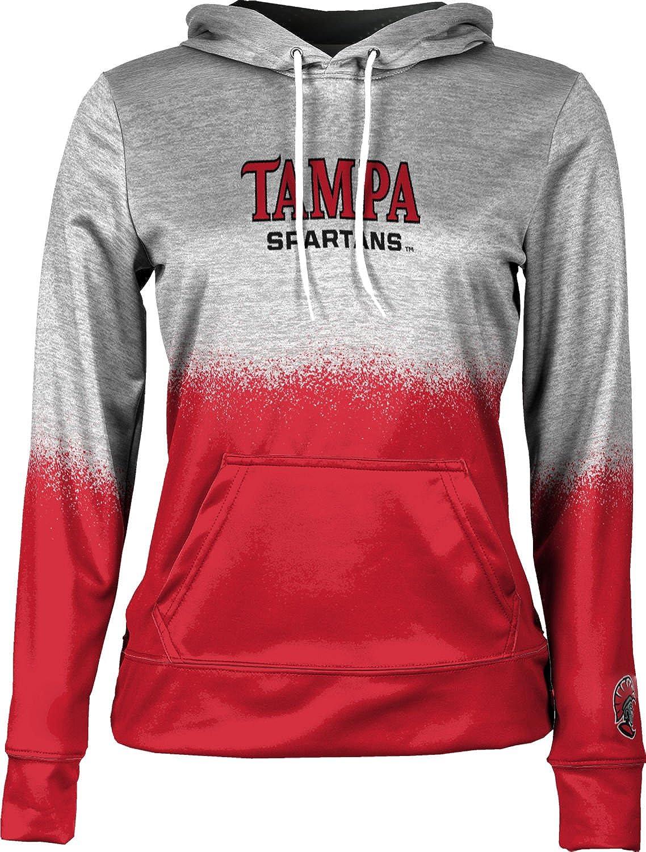 ProSphere University of Tampa Girls Pullover Hoodie School Spirit Sweatshirt Spray Over