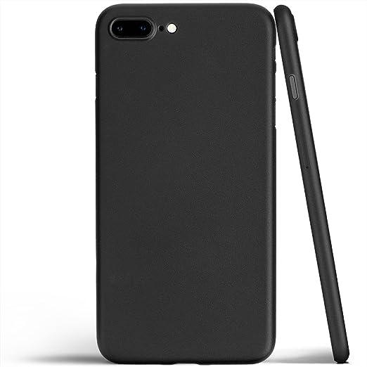 Coque pour iPhone 8 Plus, la plus fine de première qualité, ultra fine et légère et minimale, anti-rayures – pour Apple iPhone 8 Plus