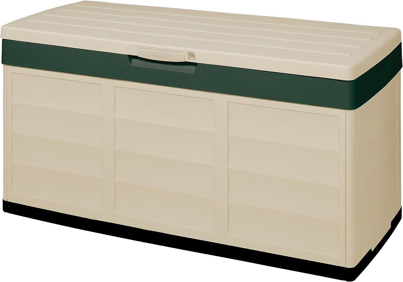 Keter Pack & Go Arcón de ordenación Exterior, 120x12x53 cm: Amazon.es: Jardín