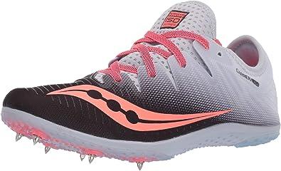 Saucony Carrera Xc4 Zapatillas de pista y campo para mujer: Amazon.es: Zapatos y complementos