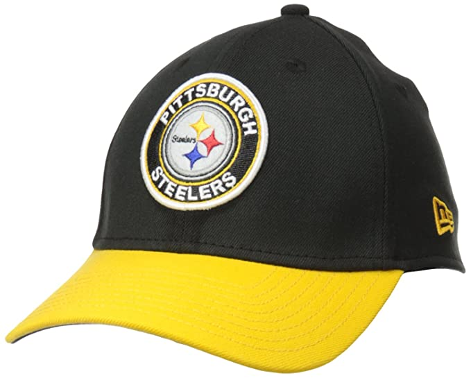 de82879c6 Amazon.com   NFL Pittsburgh Steelers Ring It Up Classic 39Thirty Flex Fit  Cap