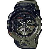 Casio G-Shock GA500K-3A Chari & Co Bicycle Shop Limited Edition Green Black Watch