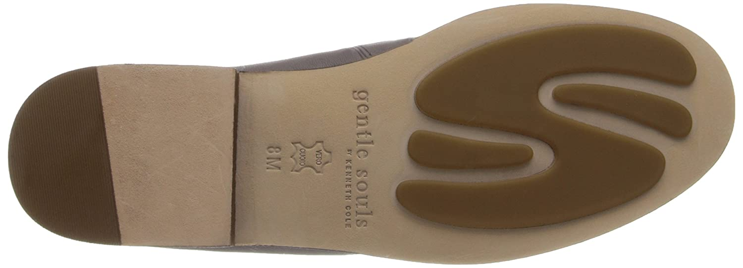 Gentle Souls by Kenneth Cole Women's Essex Flat B00HHE03V8 5.5 B(M) US|Dolphin