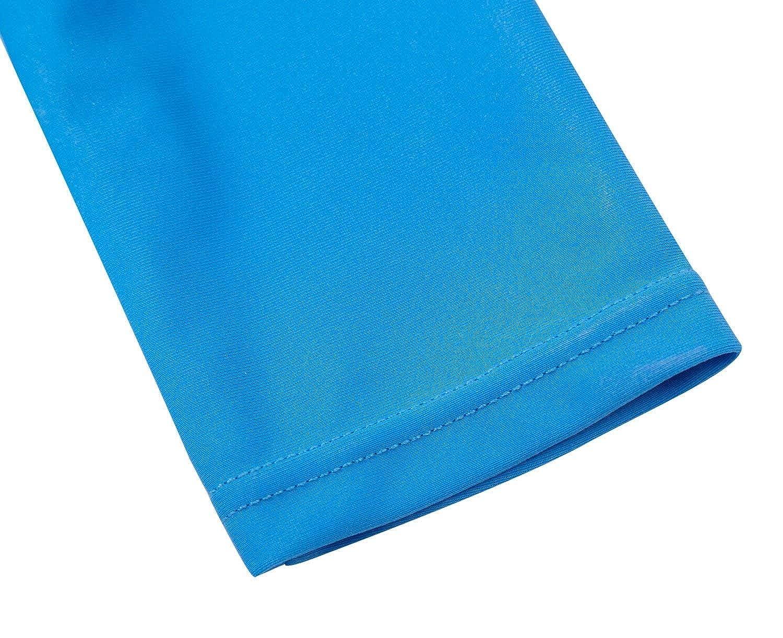 Anwell Baby Rashguard One Piece Swimsuit UPF 50 Sun Protective Zipper Sunsuit