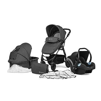 kk Kinderkraft KKWMOOVBLK00NC - Silla multifuncional, unisex: Amazon.es: Bebé