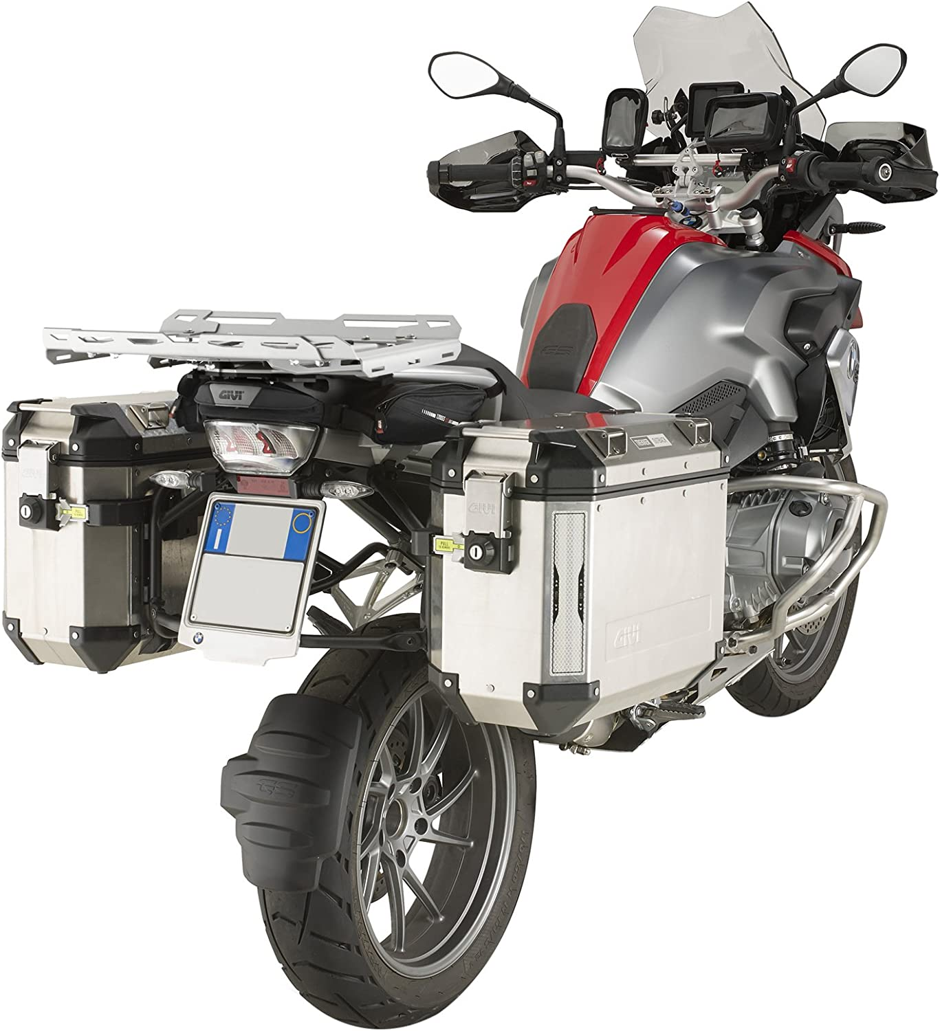Givi EH5108 Hand Guard Extensions For BMW R1200GS//GSA Watercooled F800GS Adventure