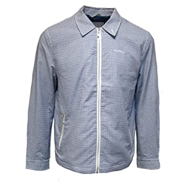 Ben Sherman Mens Navy Vintage 90s Archive Jacket Amazon Co Uk Clothing