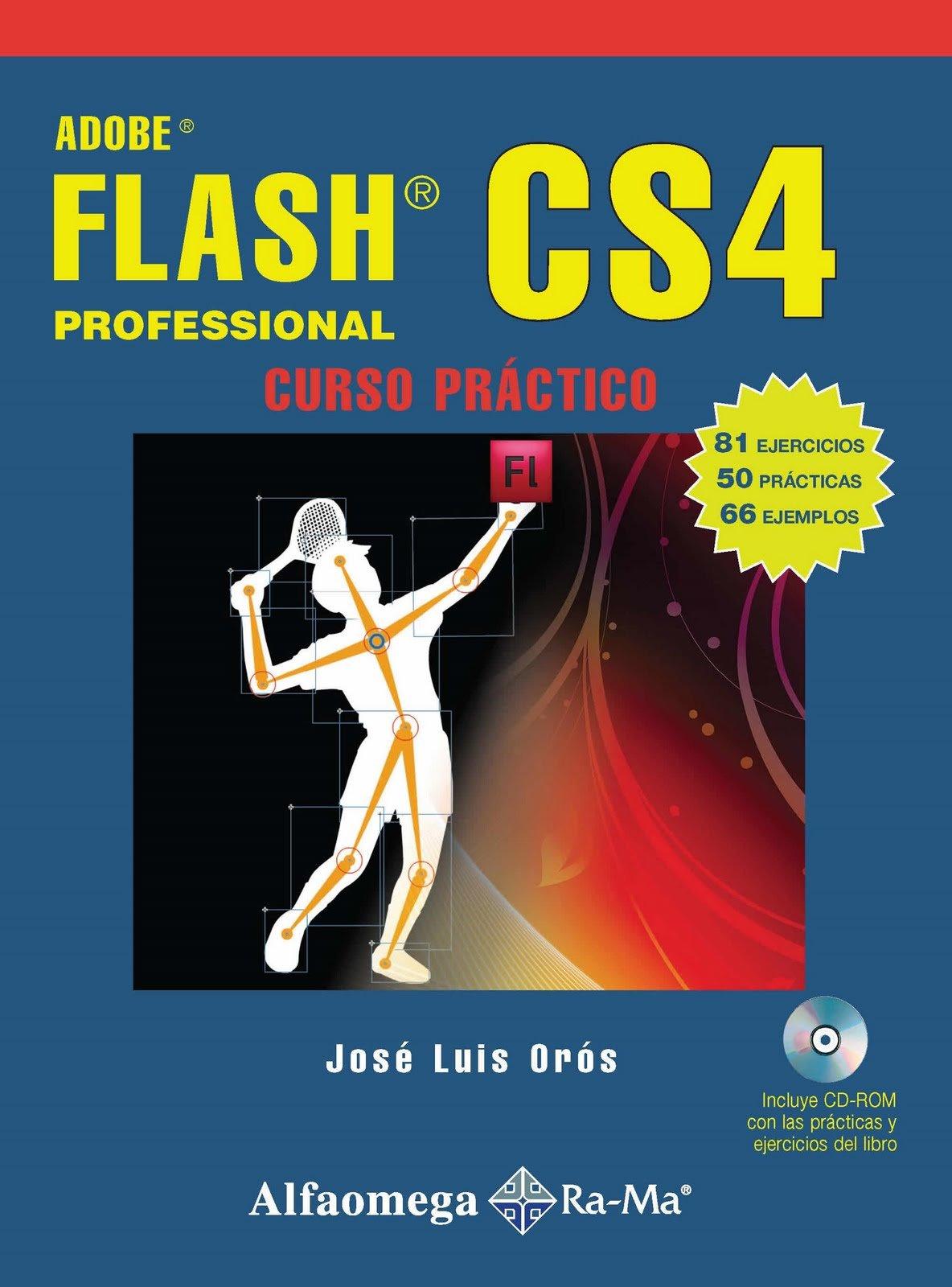 Adobe Flash CS4 Professional, Curso Practico (Spanish ...