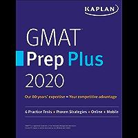 GMAT Prep Plus 2020: 6 Practice Tests + Proven Strategies + Online + Mobile (Kaplan Test Prep) (English Edition)
