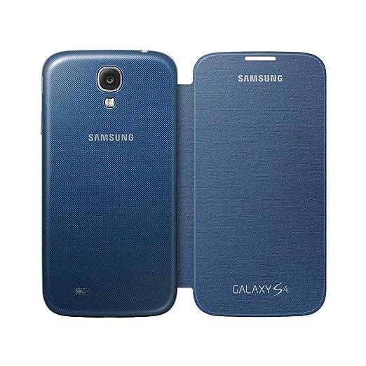 865 opinioni per Samsung EF-FI950BLEGWW Flip Cover per Galaxy S4, Blu