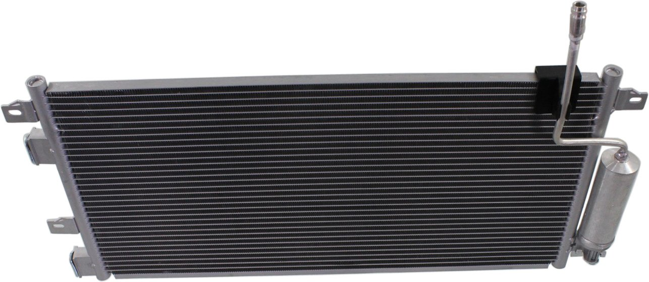 A//C Condenser Kool Vue KVAC3674 2008-11 Ford Focus with Manual TransmissSaturn Ion Models