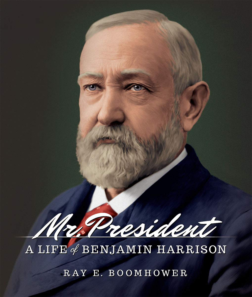 Image result for benjamin harrison