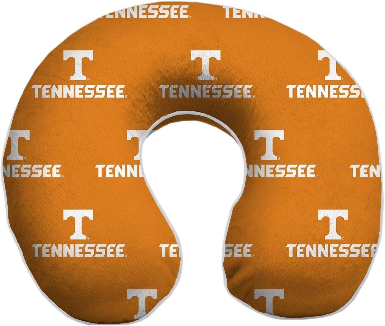 Orange Pegasus Sports NCAA Tennessee Volunteers Unisex Memory Foam Travel Pillowncaa Memory Foam Travel Pillow One Size