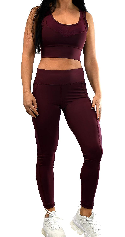 Ronex Sports Leggings/Mallas con Cintura Alta Runnings ...