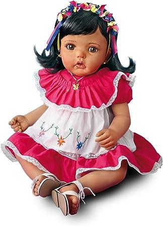 Mariana Hispanic Doll by The Bradford Exchange: Amazon.it: Casa e