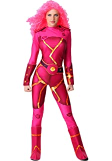Amazon.com: Lava Girl Costume for Kids Sharkboy and Lavagirl ...