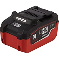 Metabo 625342000 Accupack 18 V, 5,5 Ah, LiHD