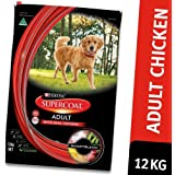 Supercoat Adult Dog Chicken, 12kg