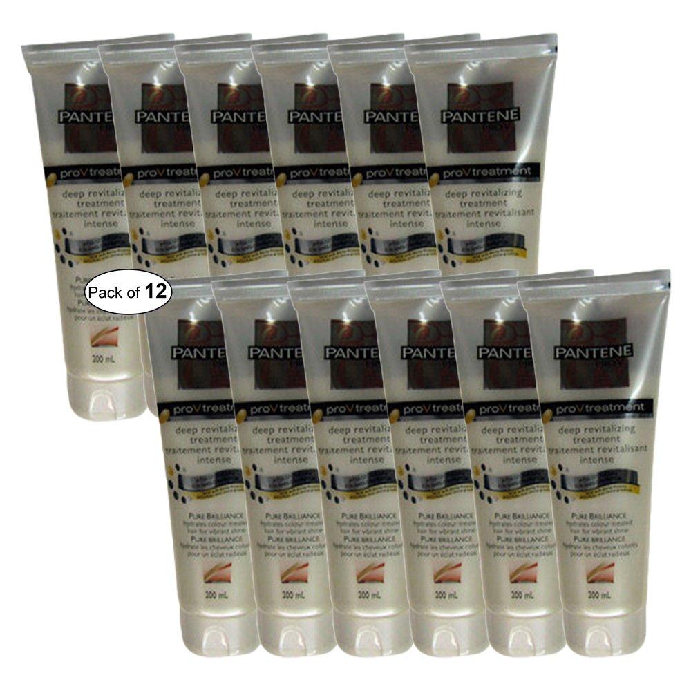 Pantene Pro-V Treatment Pure Brilliance(200ml) (Pack of 12)