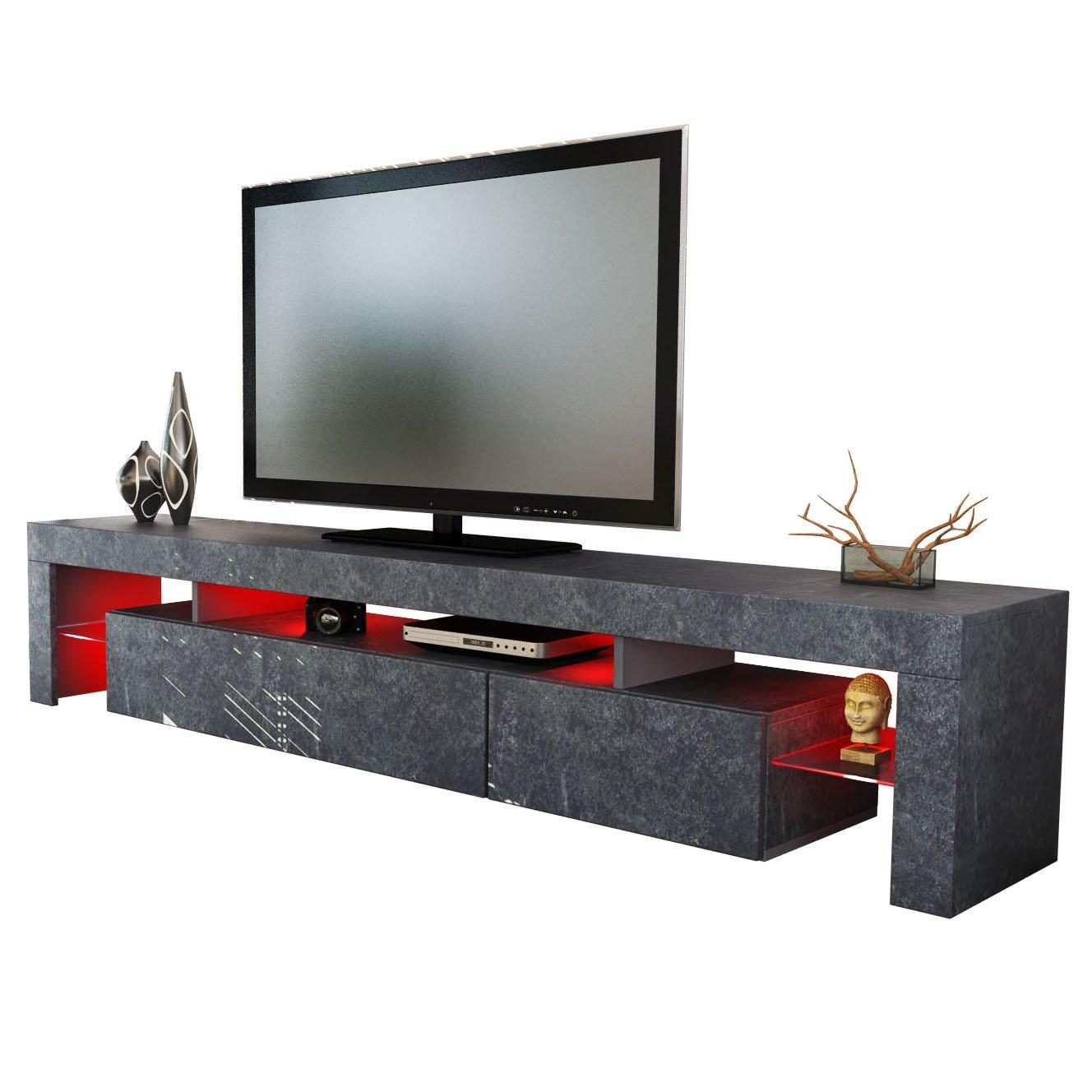 Meuble Tele Bas - Meuble Tv Bas Armoire Basse Lima Xl Rock En Optique Ardoise [mjhdah]http://www.vox-meubles.fr/media/catalog/product/cache/1/image/9df78eab33525d08d6e5fb8d27136e95/m/e/meuble-tv-avec-surmeuble_1.jpg