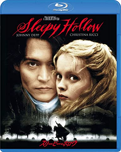 Johnny Depp - Sleepy Hollow Edizione: Giappone Italia Blu-ray ...