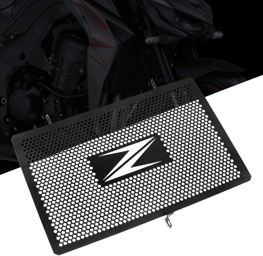 CXEPI Motorcycle Radiator Grille Guard CNC Aluminum Protector for Kawasaki Z750 Z800 Z1000 2010-2020