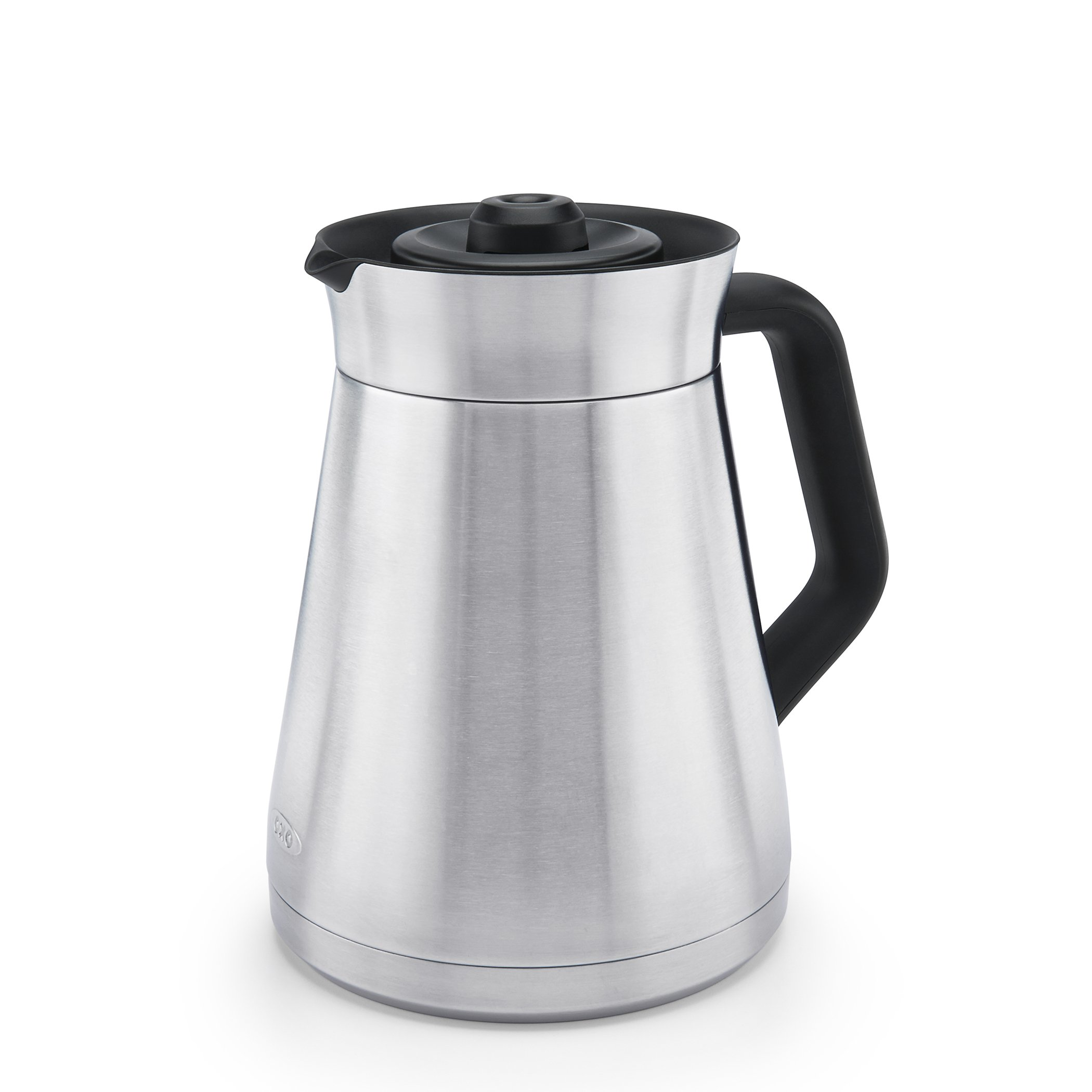 OXO 8715700 On 12 Cup Coffee Maker and Brewing System Replacement Carafe, Stainless Steel by OXO