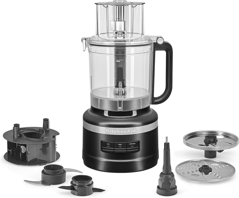 KitchenAid KFP1318BM 13-Cup Food Processor