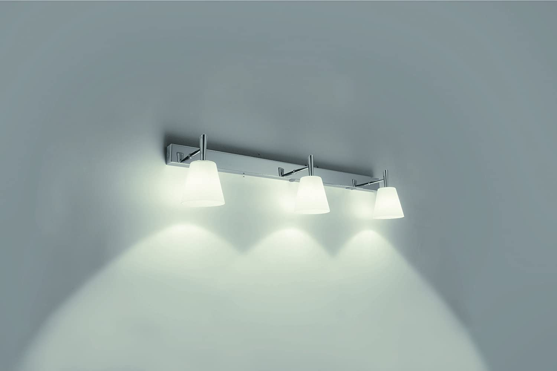 Philips hydrate applique murale salle de bain métal chrome