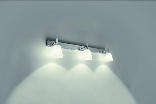 Illuminazi philips hydrate barra faretti bagno querciacb