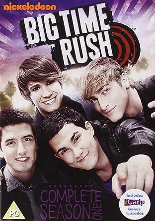 Big Time Rush Complete Season 1 Dvd Amazon Co Uk Kendall