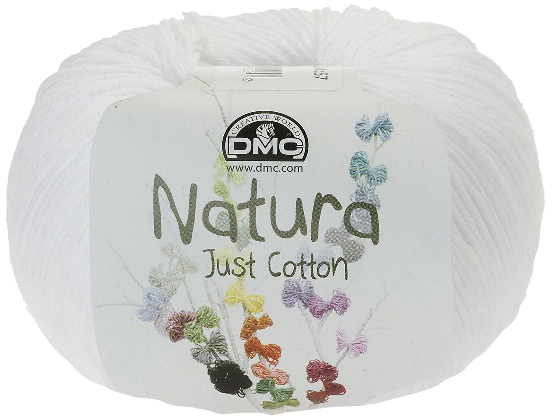 DMC Natura Yarn, 100 percent cotton, Ibiza N01 302-N01