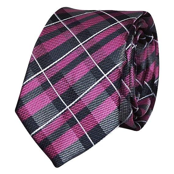 Chapeau-tendance - Corbata - para hombre Rosa rosa Talla única ...