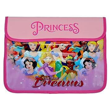 Disney cat-db-13005 princesa documento bolso bandolera: Amazon.es: Juguetes y juegos