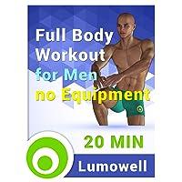 Full Body Workout for Men no Equipment