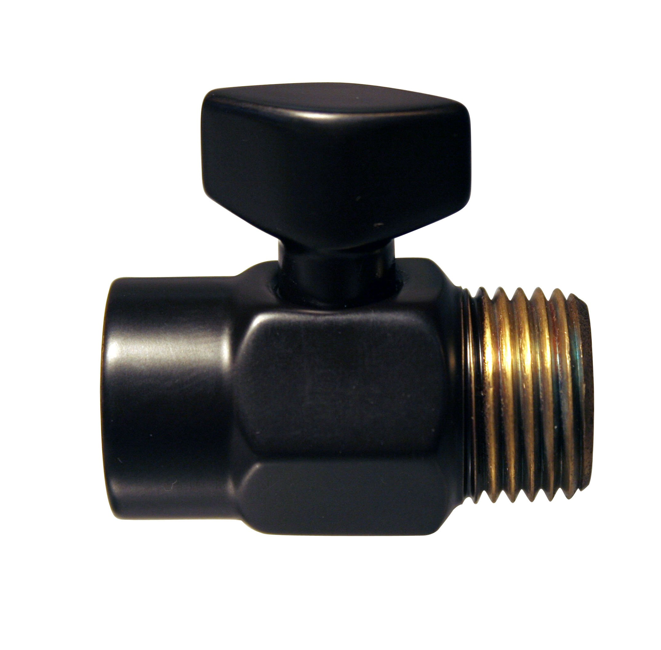 Westbrass 1/2'' Shower Arm Volume Control Trickle Valve, Oil Rubbed Bronze, D309-12 by Westbrass